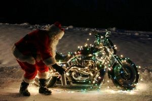 Biker Christmas.The Best Christmas Presents For The Biker In Your Life